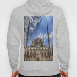 The Blue Mosque Istanbul Hoody