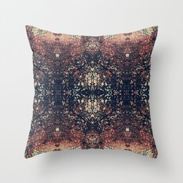The Enchanted Forest No.11 Throw Pillow