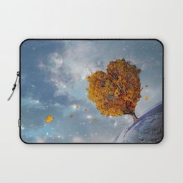 Love Rules the Universe Laptop Sleeve