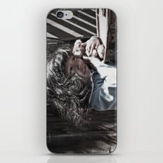 Missing bear iPhone & iPod Skin