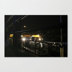 Come On Board Canvas Print
