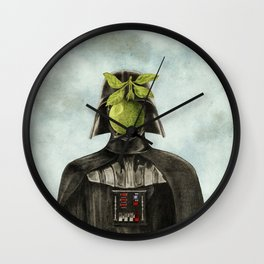 Son of Darkness Wall Clock