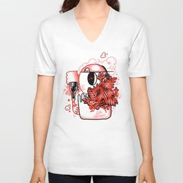 Late Bloomer Unisex V-Neck