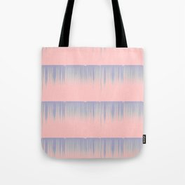 Drip Stripe Tote Bag