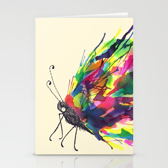 From a Black cocoon Stationery Cards