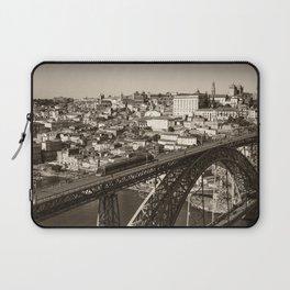 Porto sepia Laptop Sleeve