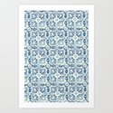 tile pattern IV - Azulejos, Portuguese tiles by ingz