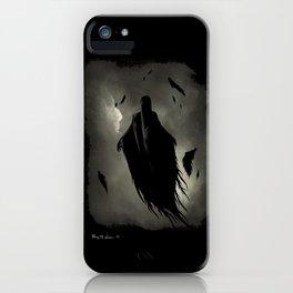 Dementors - HarryPotter | Painting iPhone Case