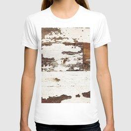 Worn T-shirt