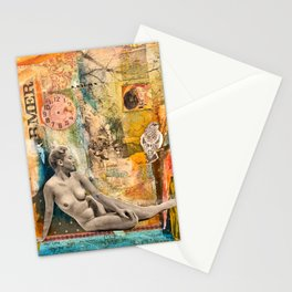 Remembering Much, But Not Getting Stuck in the Past  Stationery Cards