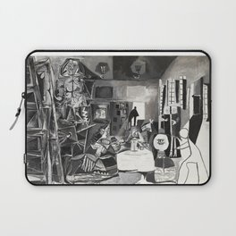 Pablo PIcasso The Maids Of Honor, Las Meninas, after Velázquez, 1957 Artwork Reproduction, Tshirts, Laptop Sleeve