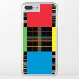 Degueulasserie   Digital Art Clear iPhone Case