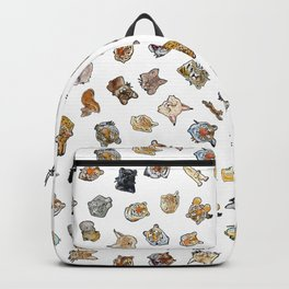 Big Cat Repeat 1 Backpack