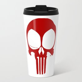 Punisher dead pool Travel Mug