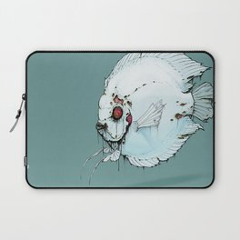 Zombie Discus Laptop Sleeve