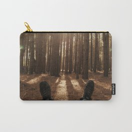 Amongst the Pines Carry-All Pouch
