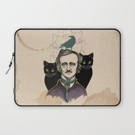 Edgar Allan Poe Laptop Sleeve