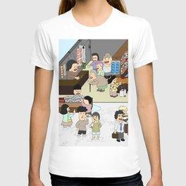 Provision Shop T-shirt
