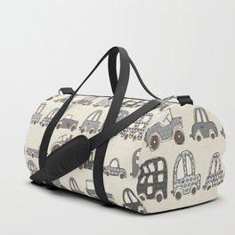 retro rides mono Duffle Bag