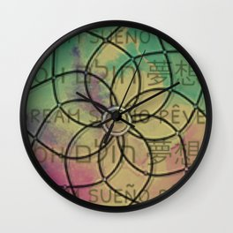 Dreaming of Languages Wall Clock