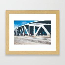 10/26/16 Framed Art Print