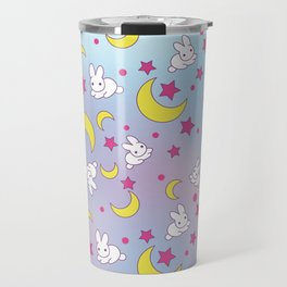 Usagi' s Pattern Travel Mug