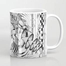 LA DIMENSIÓN DE CALABI-YAU O UNA TARDE EN EL BELLAGIO Coffee Mug