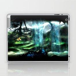 Metroid Metal: Tallon Overworld- Where it All Begins Laptop & iPad Skin