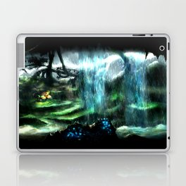 Metroid Metal: Tallon Overworld- Where it All Begins Laptop & iPad Skin