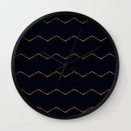 Pattern♦16 Wall Clock