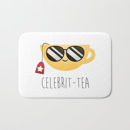 Celebrit-tea Bath Mat