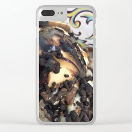 An inspiration or a temptation? Clear iPhone Case
