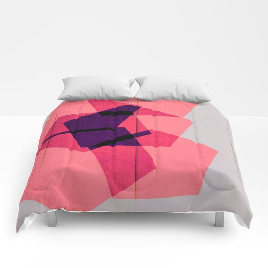 Overlapping Hours Comforters