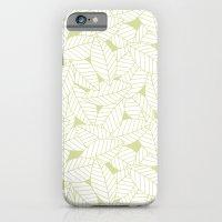 Leaves in Fern iPhone 6s Slim Case