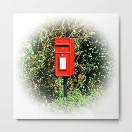 Royal mail Metal Print