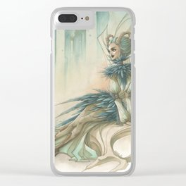 Awakening of the Faun Clear iPhone Case