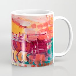 Tree Above Coffee Mug