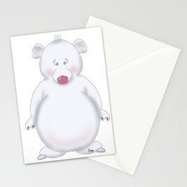 Mother Ice Bear Stationery Cards