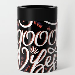 Good Vibes Summer Time Can Cooler