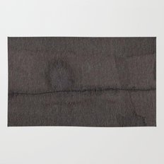 The beauty in black Rug
