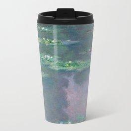 Water Lilies Monet 1905 Travel Mug
