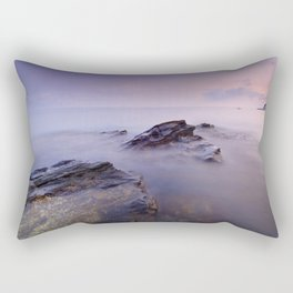 Cabria beach Rectangular Pillow