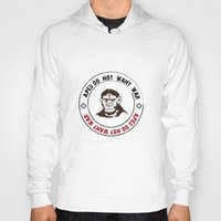 planet of the apes Hoodies featuring Apes by Iwon-c