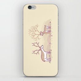 Growing up fast iPhone Skin