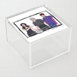 My Boyfriend's boyfriend Acrylic Box