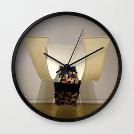 Tell Me Your Story Wall Clock
