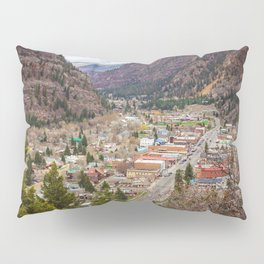 Ouray Colorado Pillow Sham