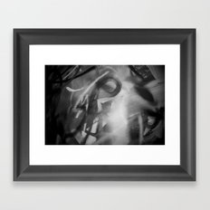 Specters of Schizophrenia Framed Art Print