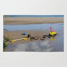 Beach toys Rug