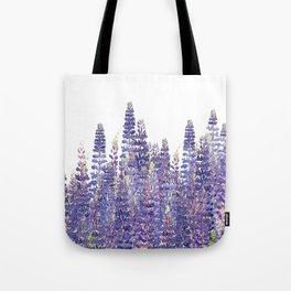 Just Lupine Tote Bag